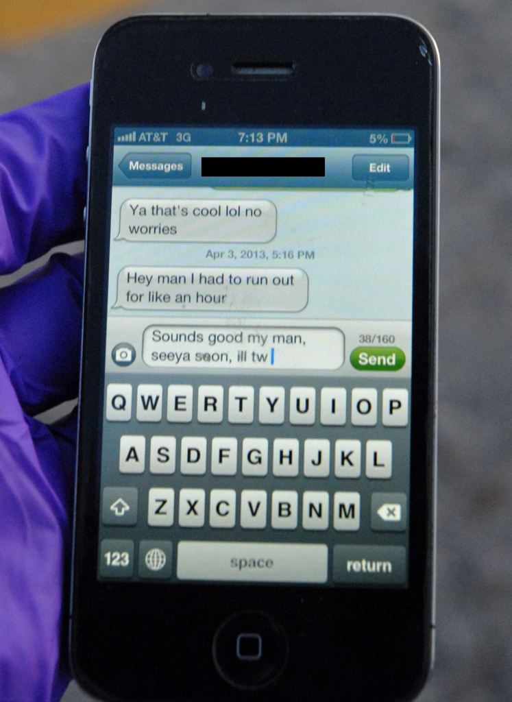 Texting While Driving Kills.Proven!