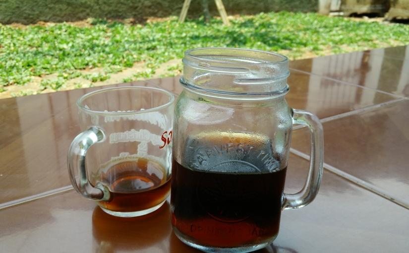 #BikinSendiri Cold BrewCoffee